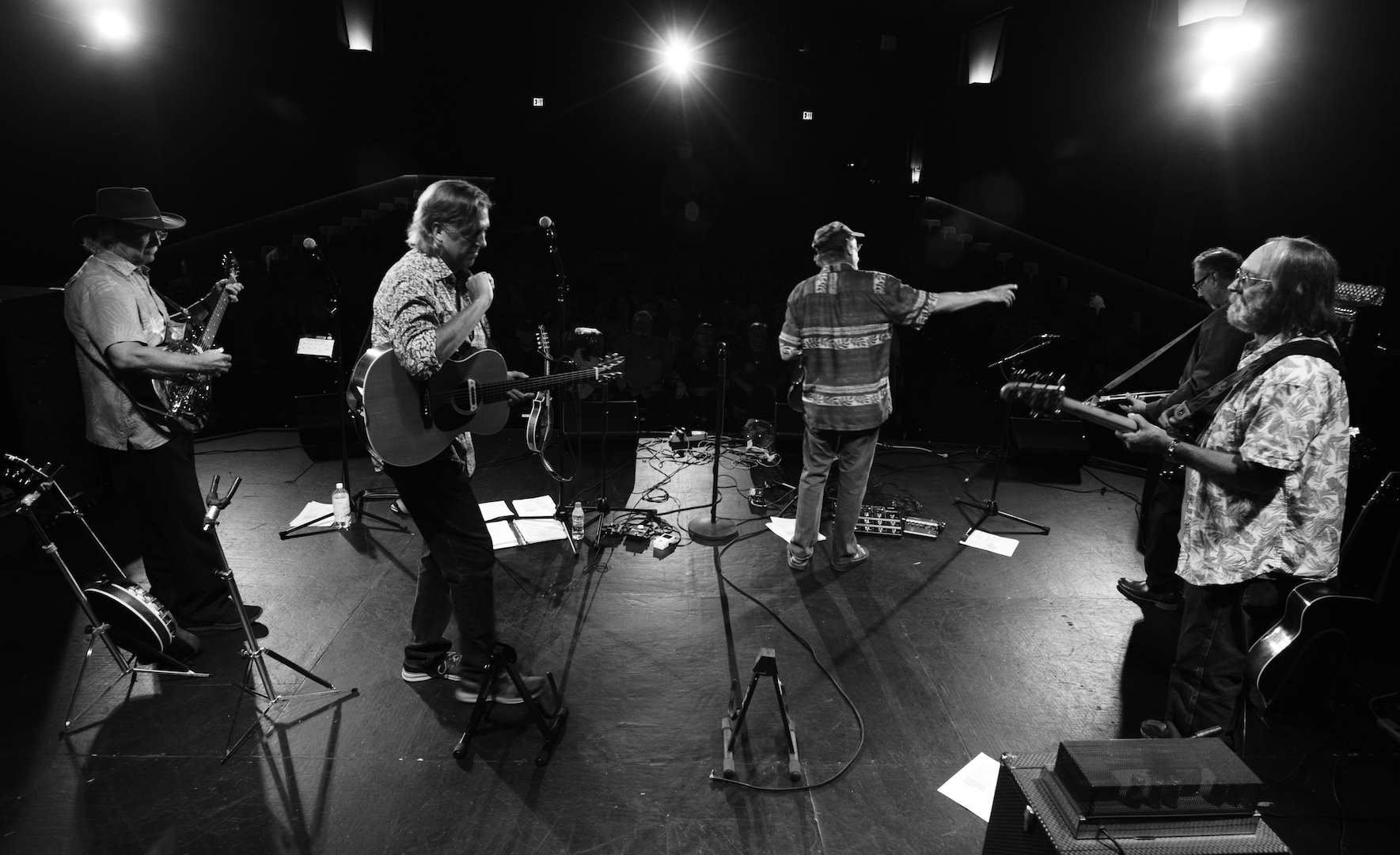 PSKFBand Live Shot